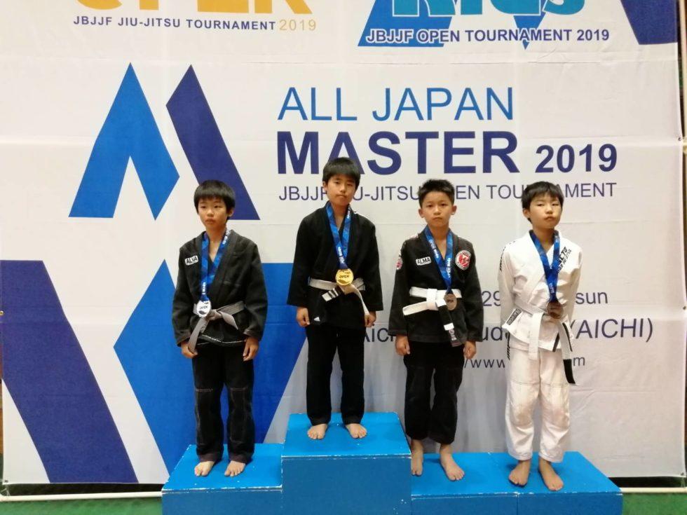 JBJJF 第5回全日本キッズ柔術オープントーナメント|大会写真