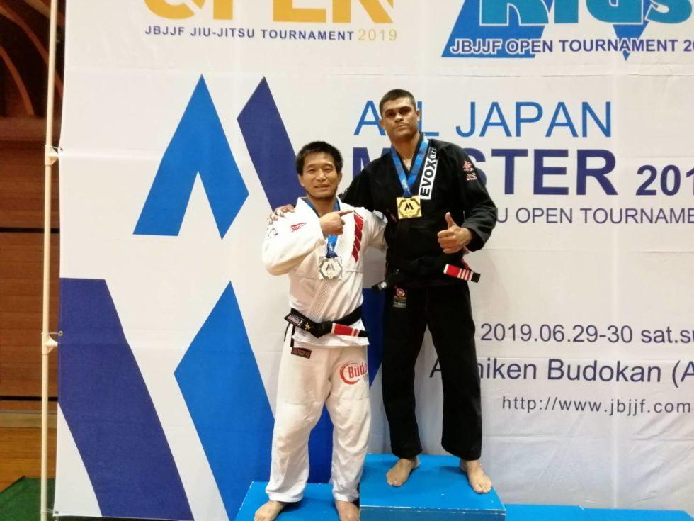 JBJJF 第4回全日本マスター柔術オープントーナメント|大会写真01