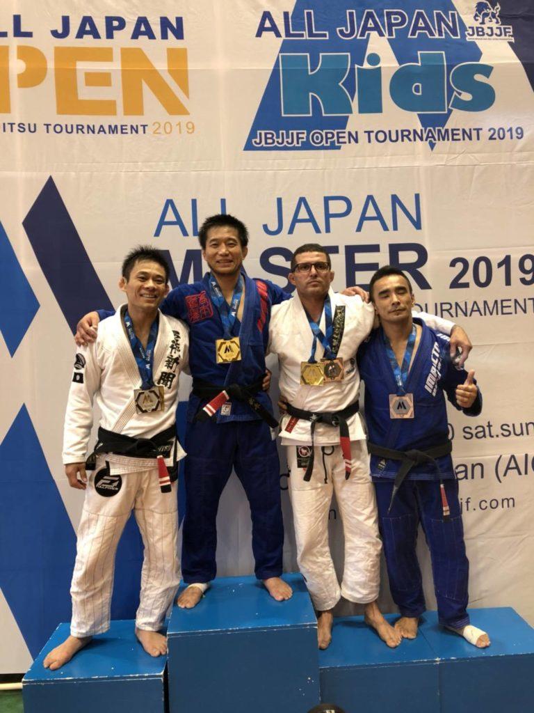 JBJJF 第4回全日本マスター柔術オープントーナメント|大会写真02