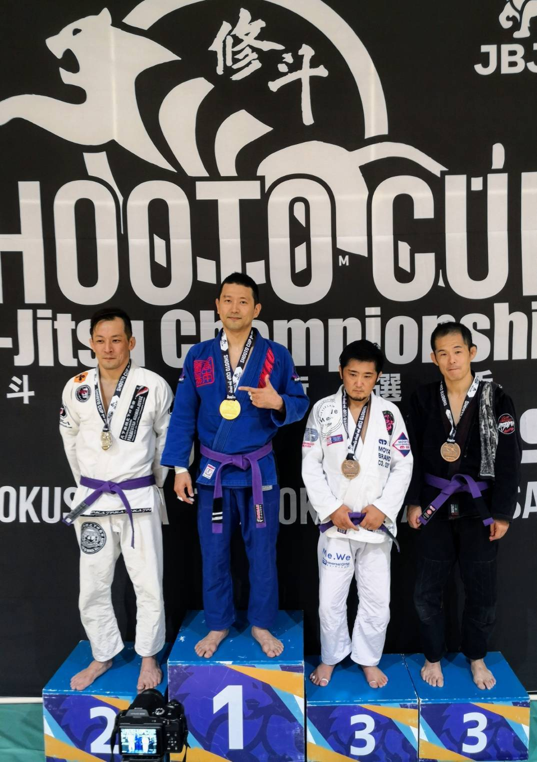 JBJJF 修斗杯柔術選手権2019関東|大会写真