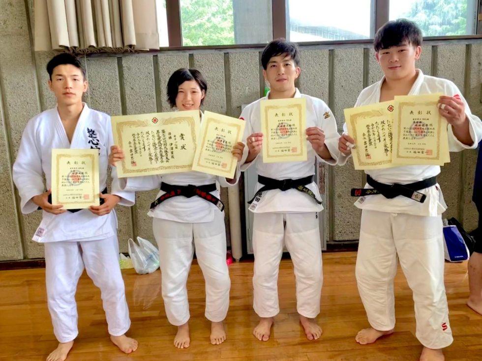 栃木県国体予選柔道競技|大会写真