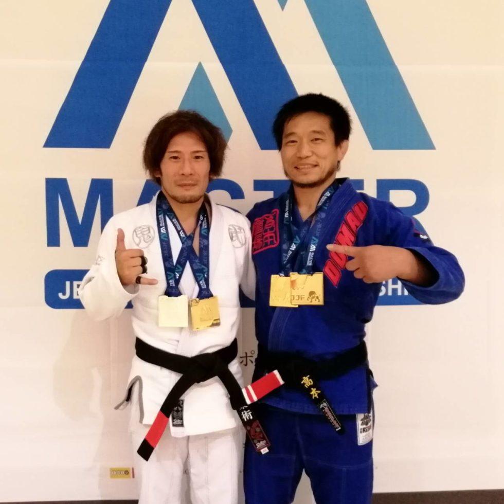 JBJJF 第3回東日本マスター柔術選手権|大会写真