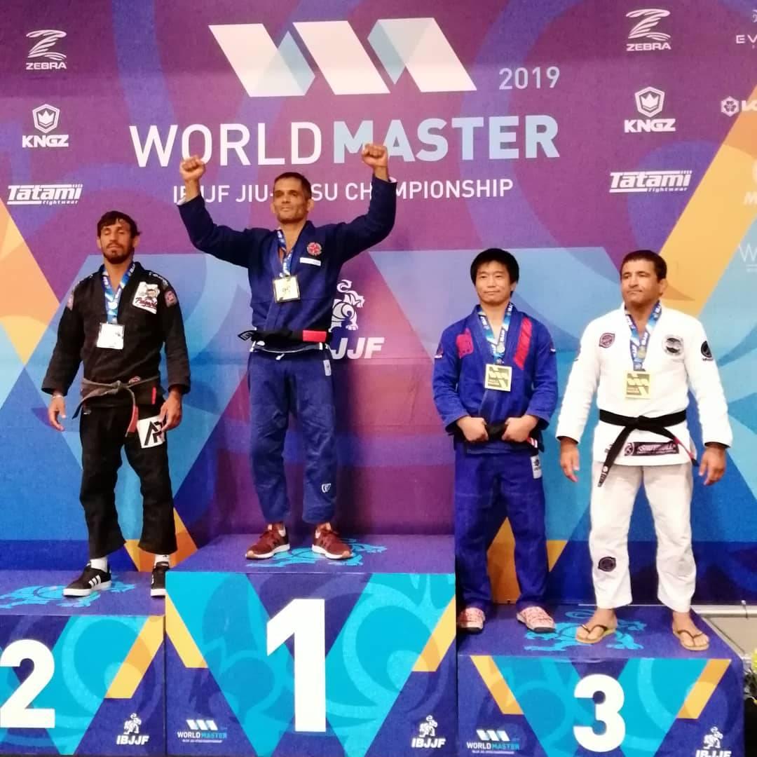 IBJJF World Master Jiu-Jitsu Championship|大会写真01