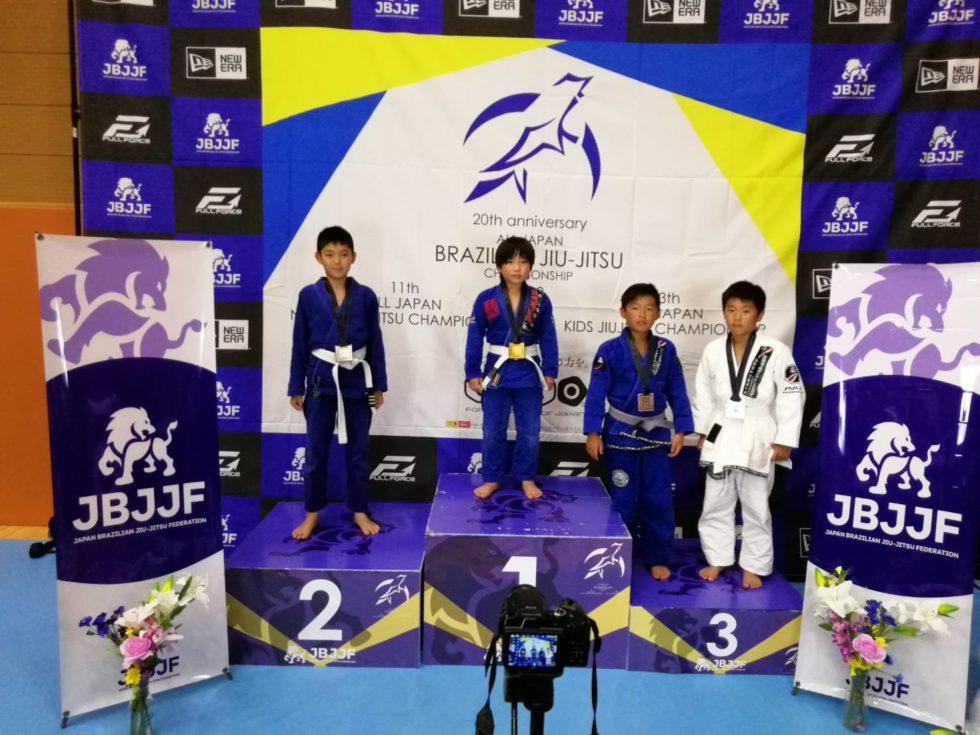JBJJFキッズ全日本選手権 &ノービス選手権|大会写真02