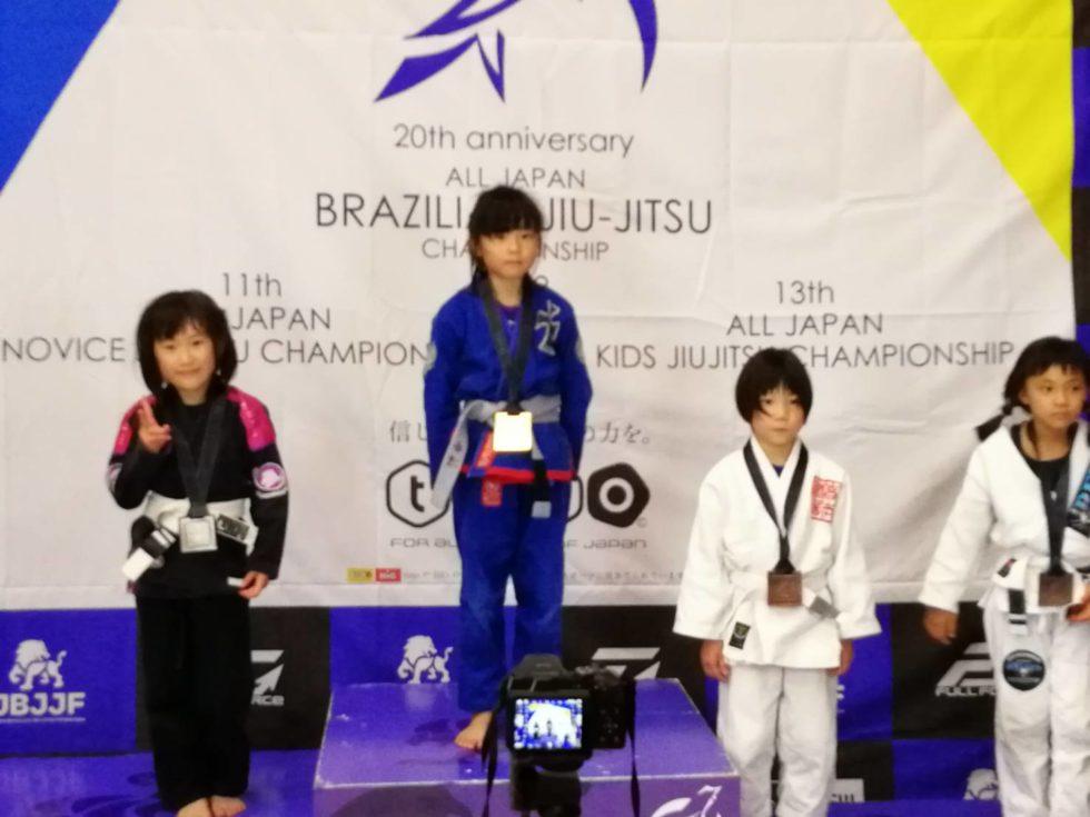 JBJJFキッズ全日本選手権 &ノービス選手権|大会写真05