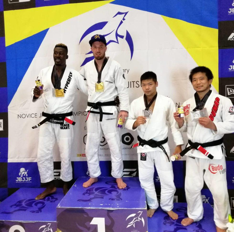 JBJJF 全日本柔術選手権|大会写真02