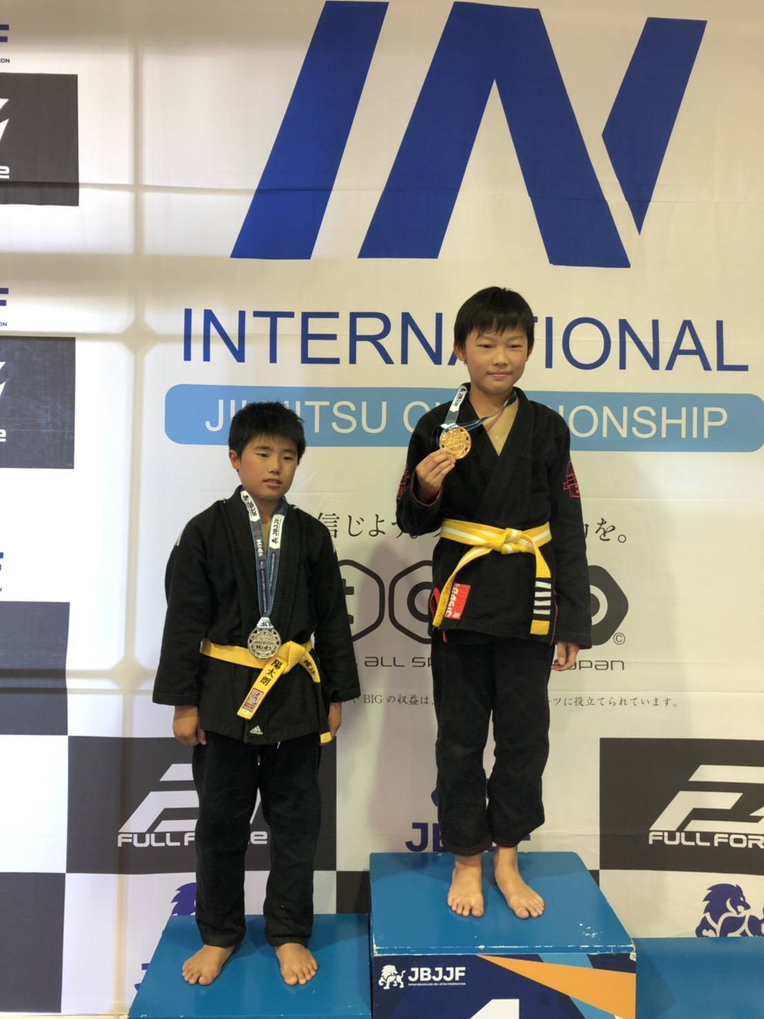 JBJJF愛知国際柔術選手権|大会写真02