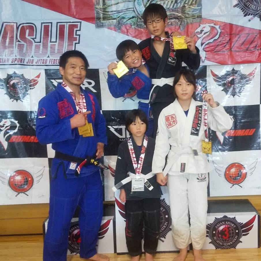 ASJJF DUMAU JIU JITSU JAPAN GRAND PRIX 2019|大会写真01