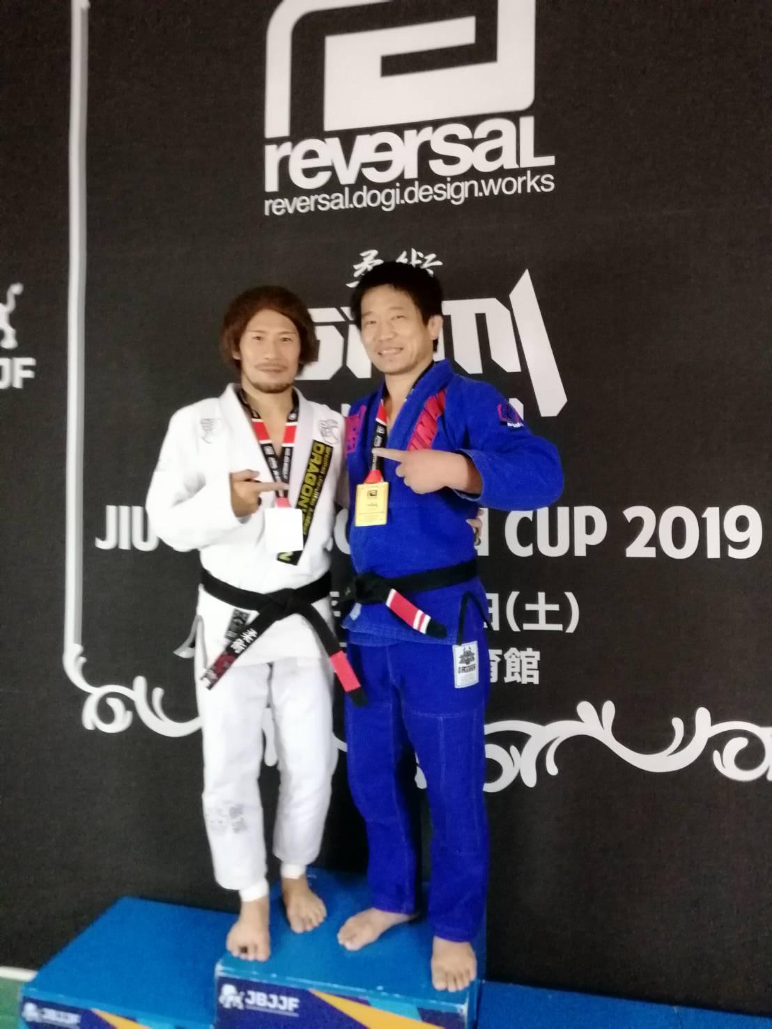イサミ&リバーサル柔術SCREAM CUP 2019|大会写真01