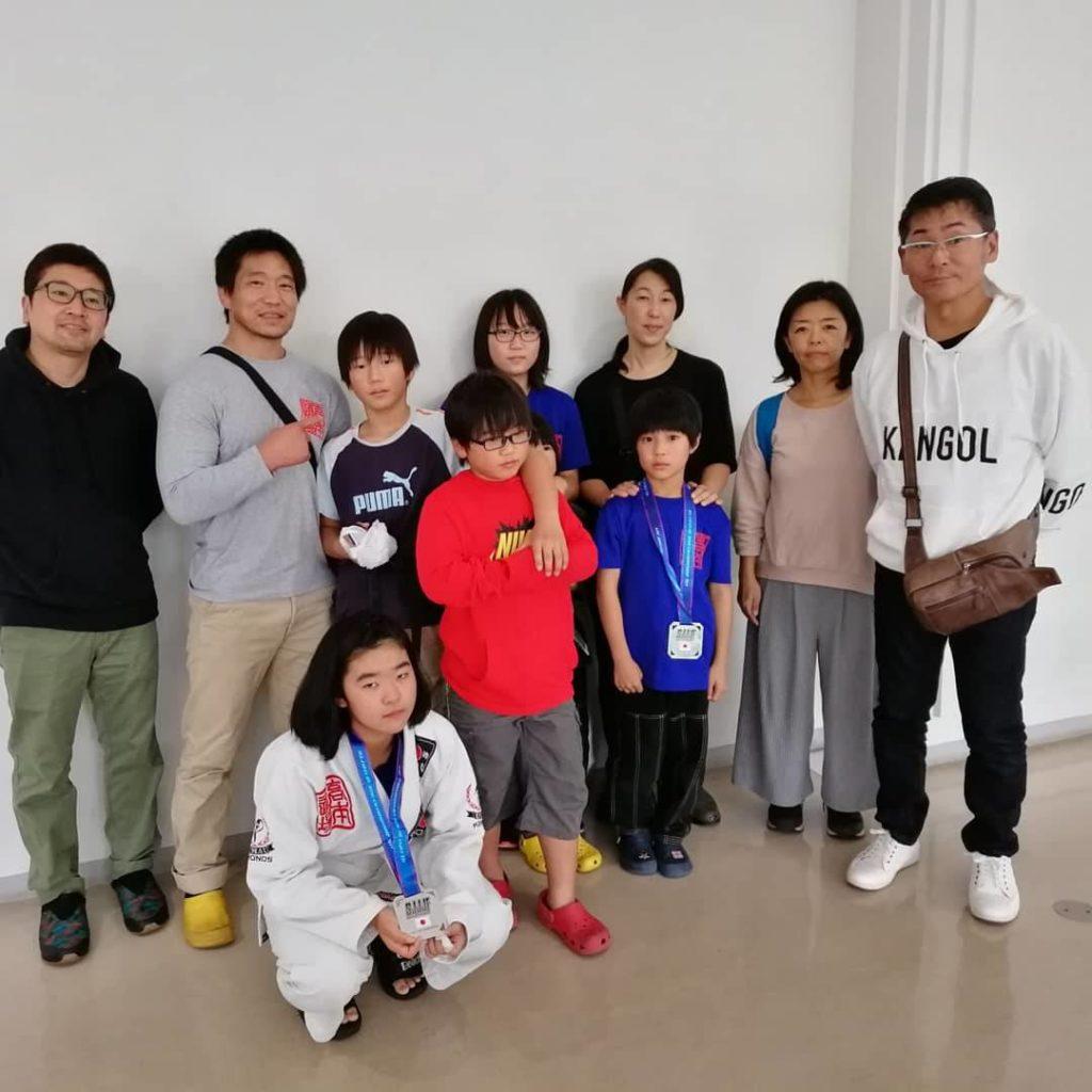 SJJJF全日本キッズ柔術選手権 大会写真01