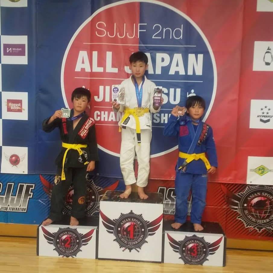 SJJJF全日本キッズ柔術選手権|大会写真04