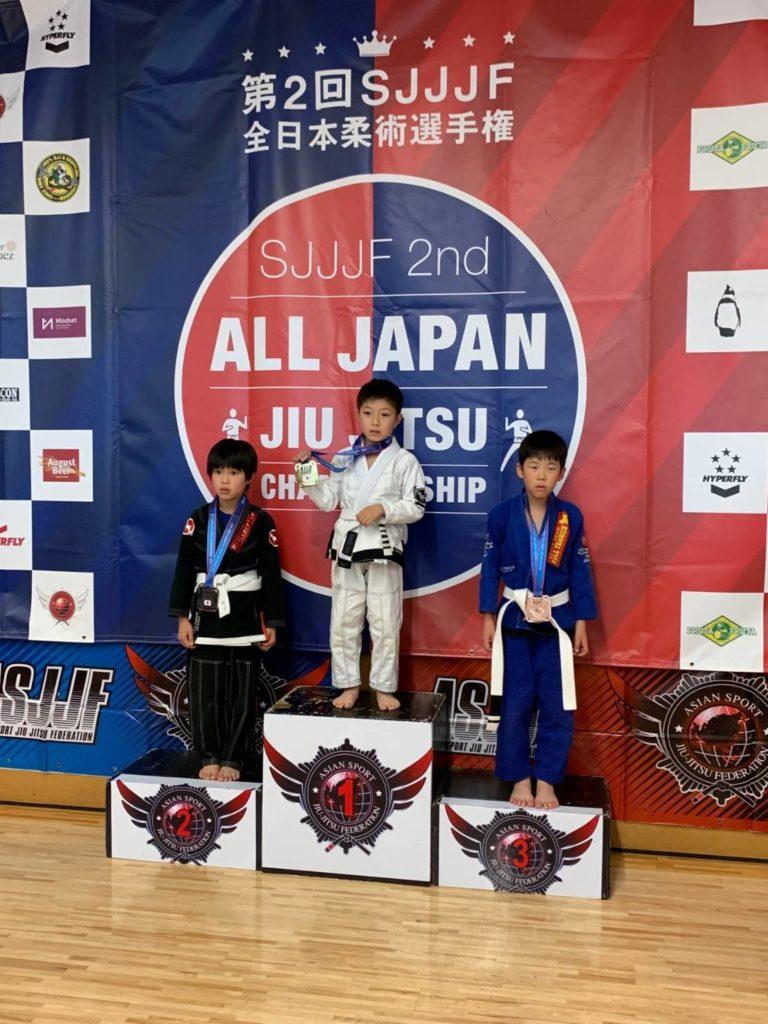 SJJJF全日本キッズ柔術選手権|大会写真05