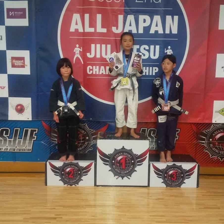 SJJJF全日本キッズ柔術選手権|大会写真06