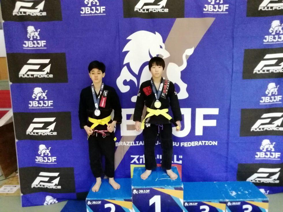 JBJJF東海オープン柔術選手権|大会写真01