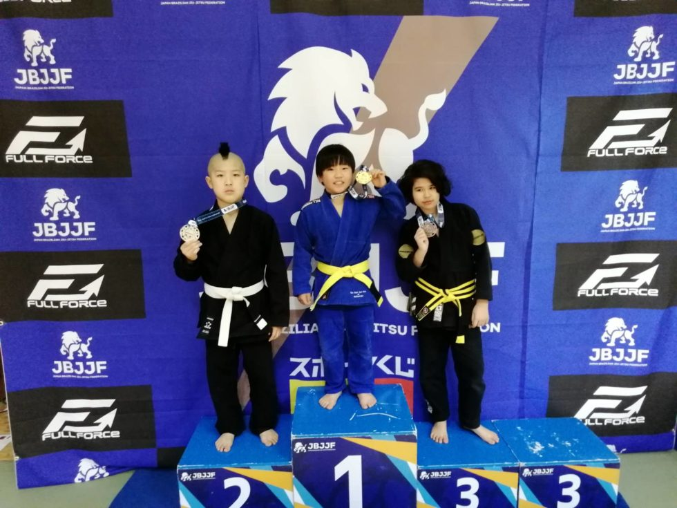 JBJJF東海オープン柔術選手権 大会写真02