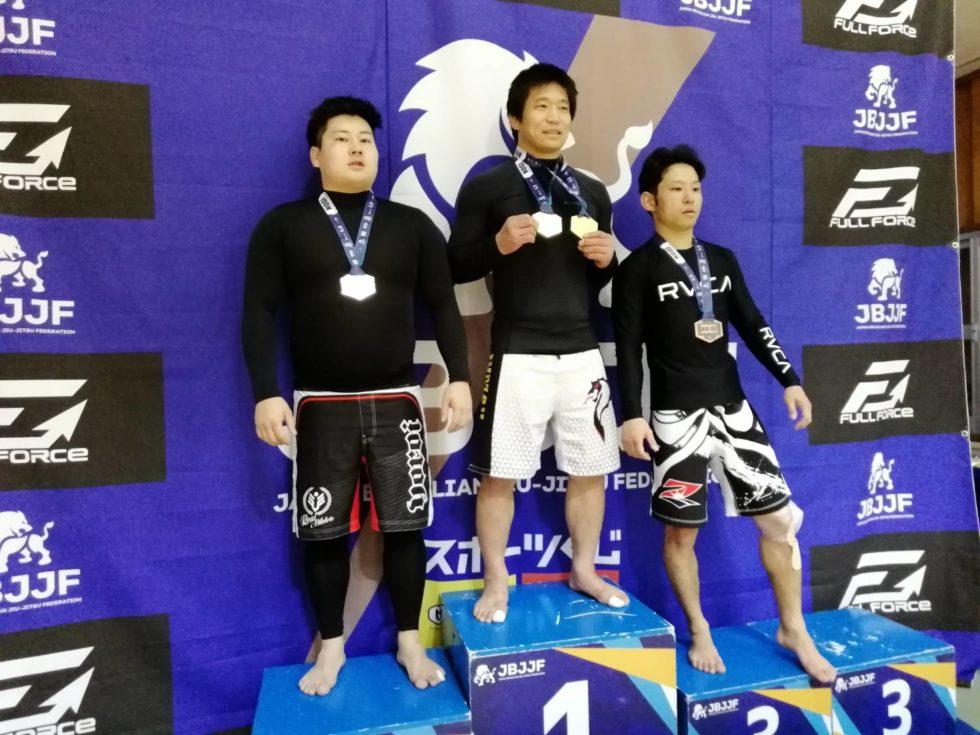 JBJJF東海ノーギオープン選手権|大会写真01
