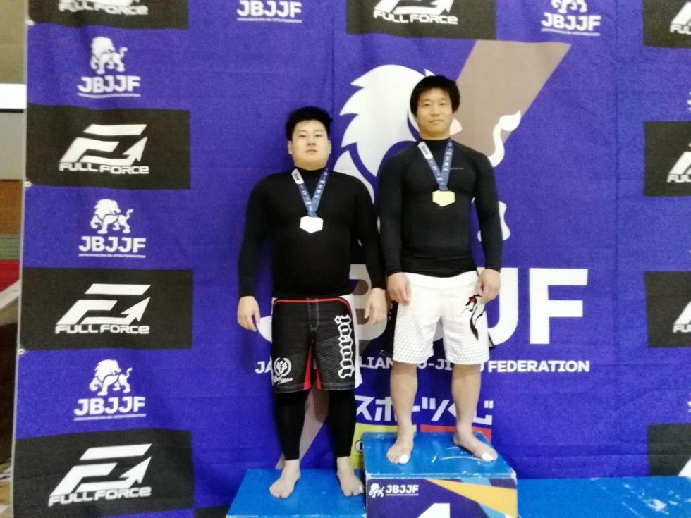 JBJJF東海ノーギオープン選手権|大会写真02