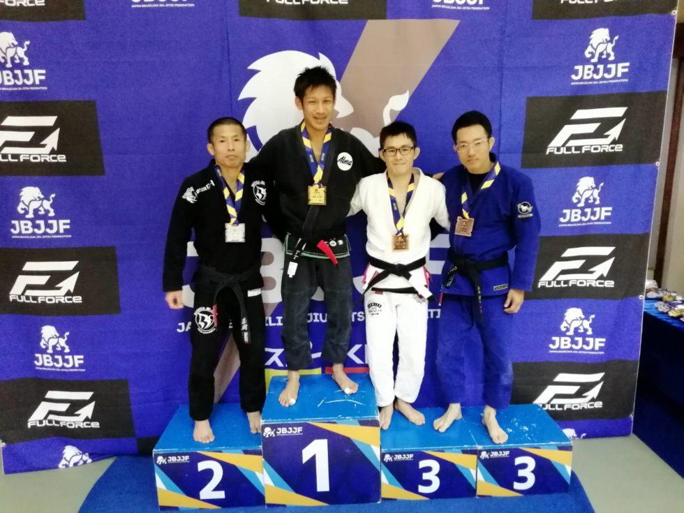 JBJJF東海オープン柔術選手権|大会写真03