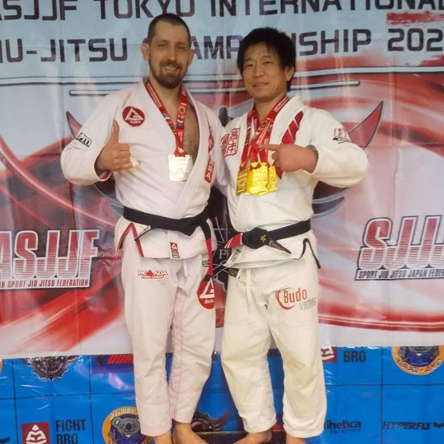 ASJJF東京国際柔術選手権|大会写真06