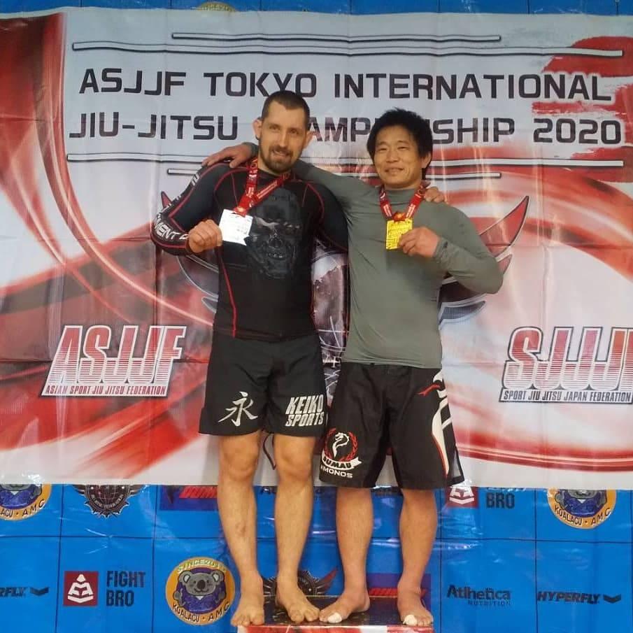 ASJJF東京国際柔術選手権|大会写真07