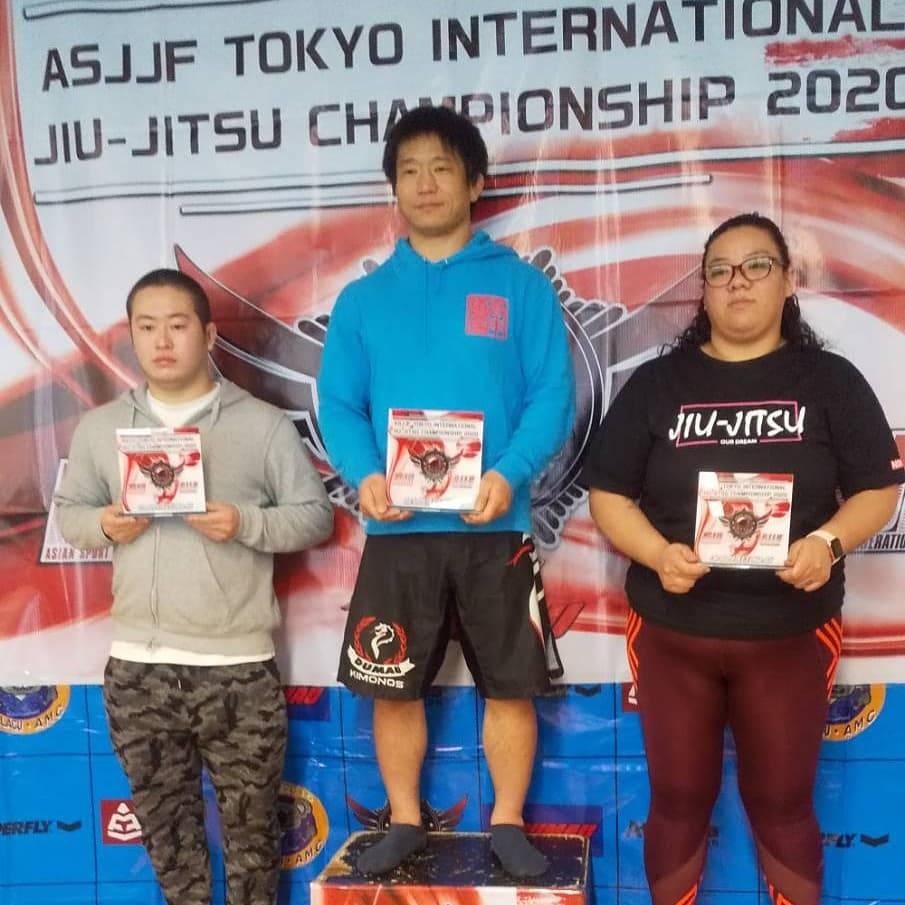 ASJJF東京国際柔術選手権|大会写真08