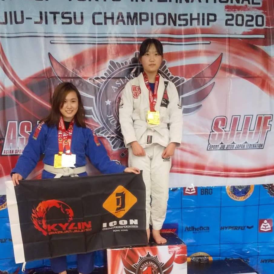 ASJJF東京国際柔術選手権|大会写真01