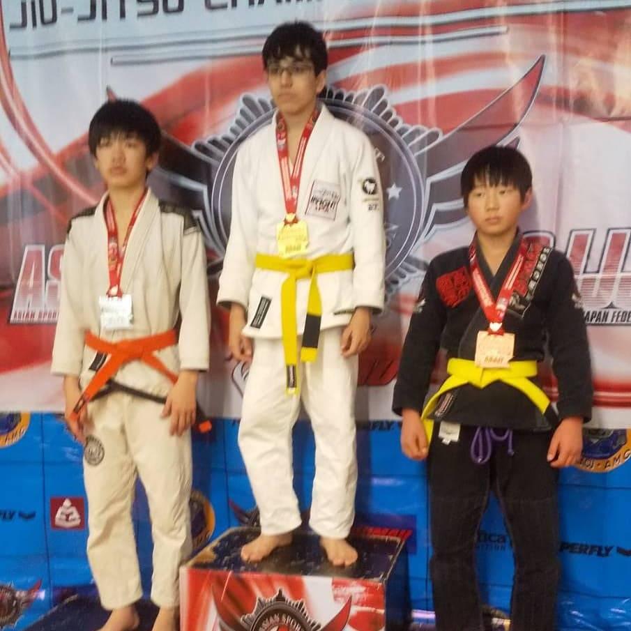 ASJJF東京国際柔術選手権|大会写真02