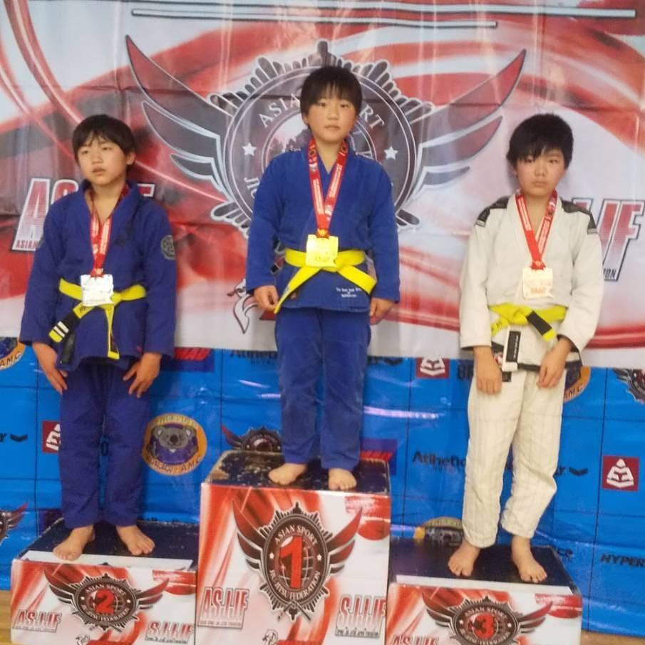 ASJJF東京国際柔術選手権|大会写真04